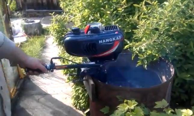 как правильно обслуживать лодочный мотор